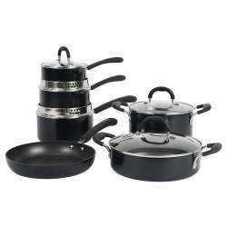 Gourmet Non-Stick Cookware Set - 6 Piece