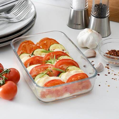 ProCook Glass Oven Dish Rectangular