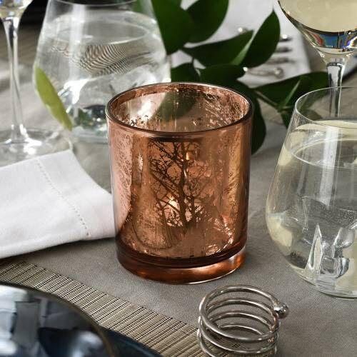 ProCook Candle Holder Copper Medium