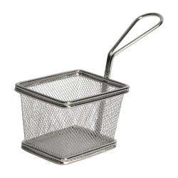ProCook Stainless Steel Serving Basket - Rectangular