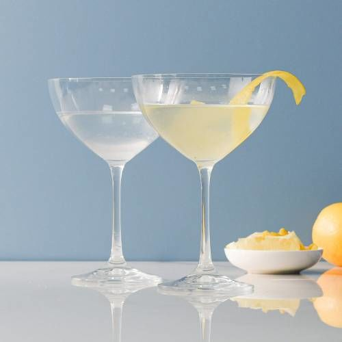 Cocktail Collection Champagne Saucer Set of 2 - 340ml